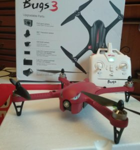 Квадрокоптер MJX Bugs 3