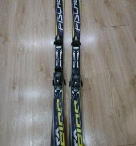 Горные лыжи 165см