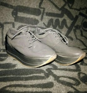 Ботинки на платформе VAGABOND