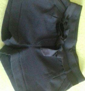 Утепленые шорты