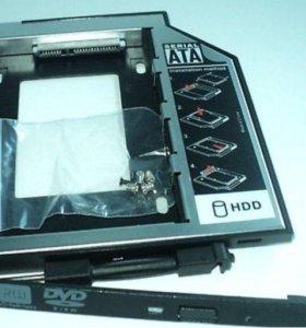 Адаптер подключения HDD 2.5 для ноутбука