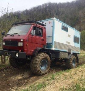 Продам экспедиционный грузовик