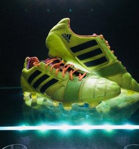 Футбольные бутсы Adidas nitrocharge 1.0