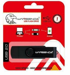 Флешка Wansenda USB 2.0 - OTG (Android) на 16 Gb