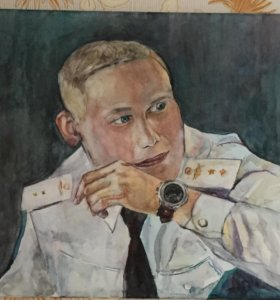 Нарисую портрет, шарж, картинку по вашей выдумке