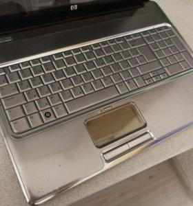 "Ноутбук HP dv7 17"""