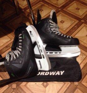 Хоккейные коньки Reebok22k