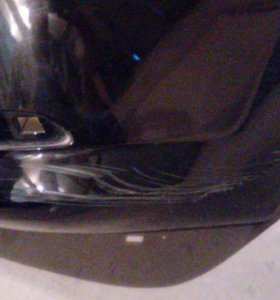 Бампер задний Renault Logan 2 (2014-нв)