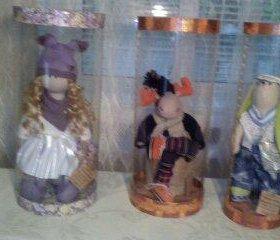 Продаются игрушки ручной работы