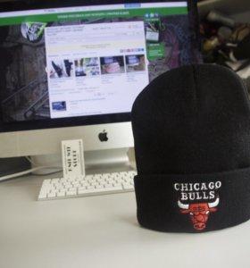 Шапка Chicago Bulls