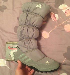 Зимние сапоги Adidas Original (Не Китай)