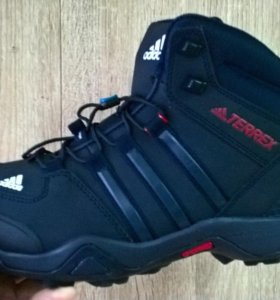 Новая зимняя мужская обувь