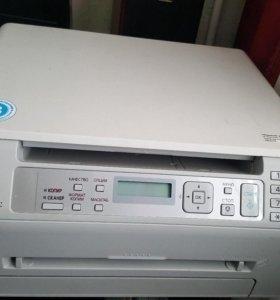 Лазерное МФУ Panasonic kx-mb1500