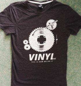 футболка vinyl crop