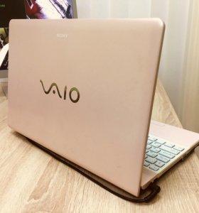 Ноутбук sony vaio i3, 4gb, 128ssd