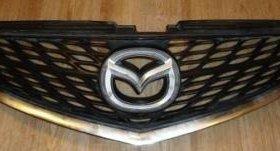 Решетка радиатора всборе Mazda 6 07-09 мазда 6