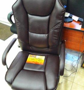Кресло офисное 503 коричневый