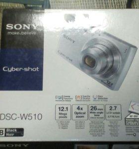 Фотоаппарат sony Cyber-shot., DSC-W510