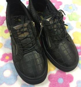 Ботинки кеды Versace Mercury р.40 новые