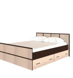 Кровать на 1.4 м от спальни Сакура
