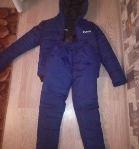 Зимний костюм 46-48