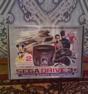 SEGA DRIVE 3+