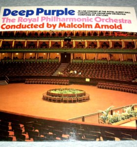 Deep Purple & The Royal Philharmonic Orchestra