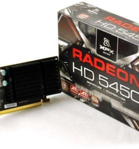 ATI Radeon HD 5450 Graphics - AMD 1Gb