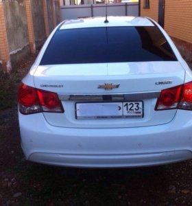 Chevrolet Cruze, 1,8AT, 2014, седан