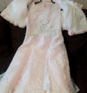 Платье на выпускной в садике