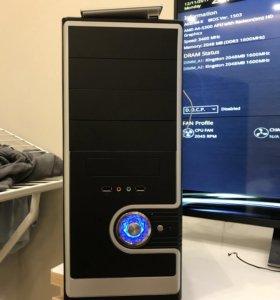 Системный блок под сервер и не только (новый)