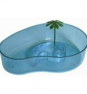 пластиковый аквариум