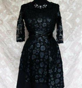 Новое платье,р 44