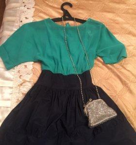 Платье с сумочкой (новые)