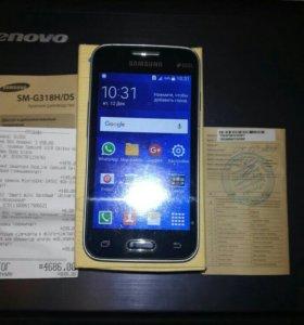 Телефон Samsung GALAXY DUOS ACE 4 NEO