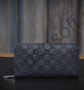 """Портмоне из натуральной кожи """"Louis Vuitton"""""""