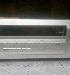 Ресивер Pioneer VSX-D511 + колонки