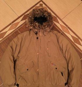 Куртка зимняя мужская 46-48