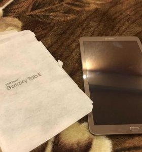 Samsung Tab E. Обмен на смартфон.