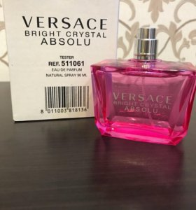 Тестер Versace Bright Crystal ABSOLU женские