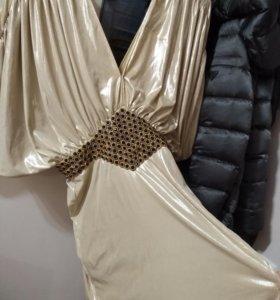 Вечернее платье, М,L,состояние нового!