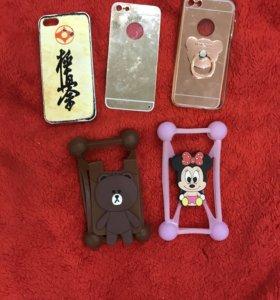 Чехла на IPhone 5 5s