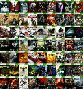 Акаунты для xbox 360 спрашивайте около 500 игр