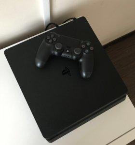 Игровая приставка Sony PS4 Slim Black