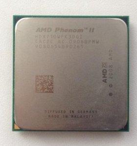 Процессор AMD Phenom II X3 710 - HDX710WFK3DGI