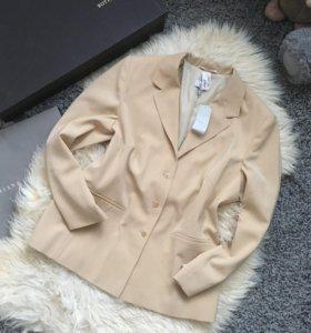 Пиджак XL новый