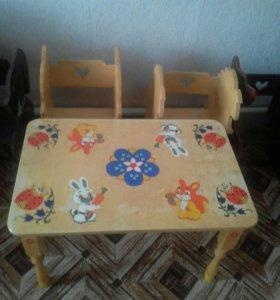 Детская мебельч