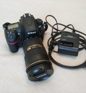 Nikon D800 body пробег 4166