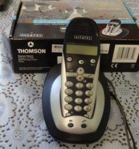 Радио телефон Alcatel