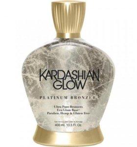 Крем для загара Kardashian Glow Platinum Bronzer